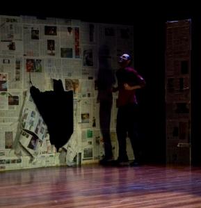 BODW performance - Mathijs Labadie 18